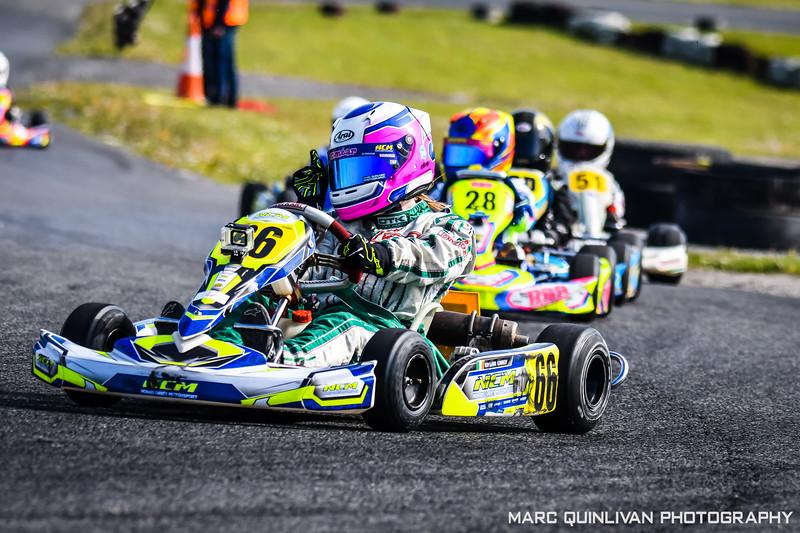 Motorsport Ireland Karting Championship 2019 - Round 2 - Galway - Éimear Carey