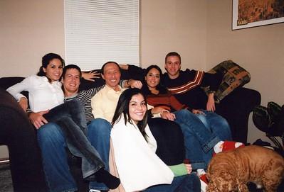 11-27-2003 Thanksgiving @ Garen & Yvette McMillian's