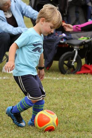 Blue Armidillos Youth League Soccer