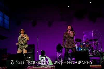 June 3rd, 2011 ArtsPark Amphitheater Grand Opening Celebration featuring Exposé in Concert