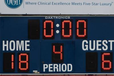 September 8 v. Panthers