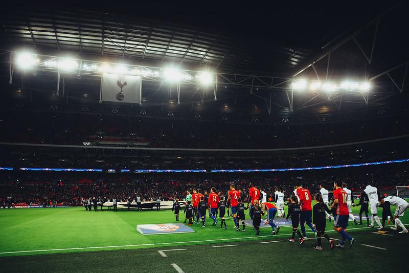 Tottenham Hotspur FC v PFC CSKA Moskva - UEFA Champions League