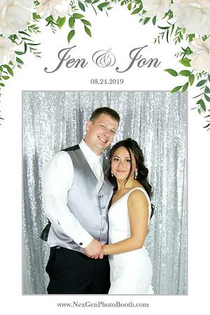 Jen & Jon 8/31/19