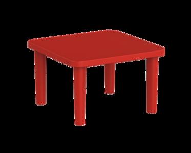 Square Kindergarten Table