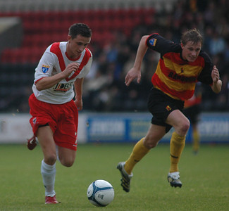 Airdrie v Partick Thistle (1.2) 21 10 06