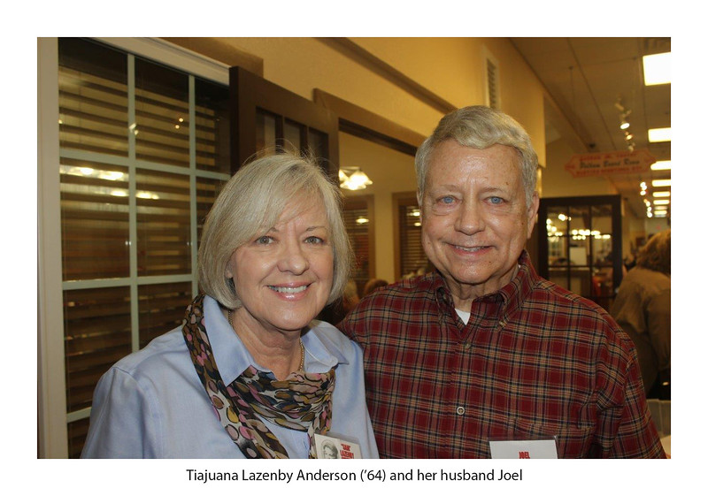 Tiajuana Lazenby Anderson '64 and her husband, Joel.jpg