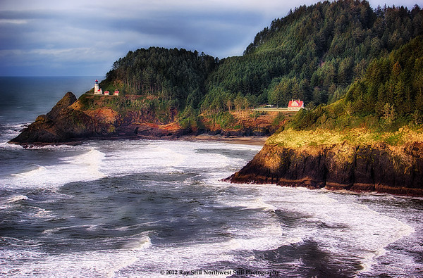 Oregon, Washington Costal