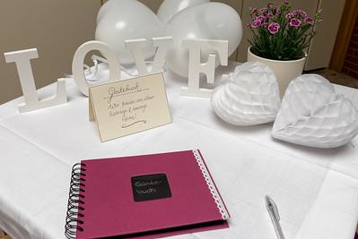 Juli 2017: Hochzeit Anna in Siegen