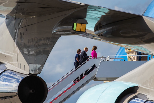 President Trump in Palm Beach March 30 & 31, 2019