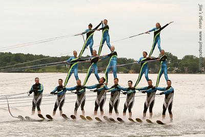 Mad-City Ski Team - June 3, 2012 Home Show