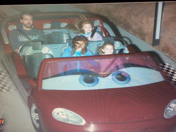 Disneyland - Feb 2015