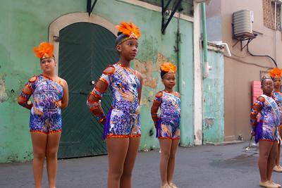 2016 Sebastian Majorettes Children's Parade