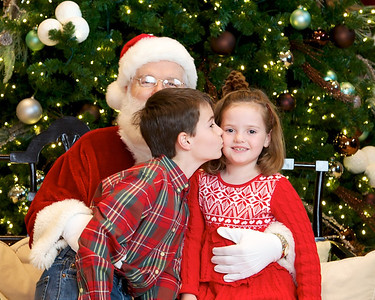 Sotheby's Santa Event, 2-3PM 2012