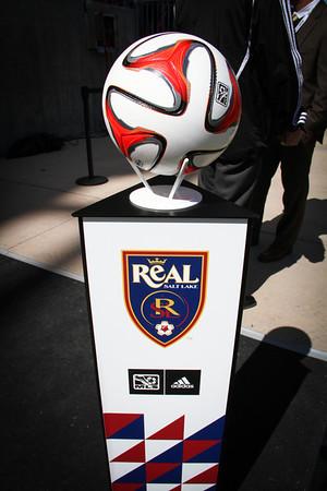 RSL vs LA Galaxy • 03-22-2014