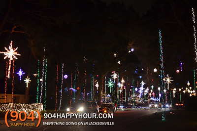 Amazing Christmas Lights In Jacksonville