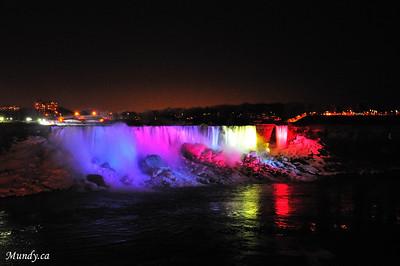 Niagara Falls - 2010