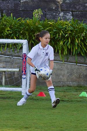 Wenona Soccer Year 4 Leopards vs Abbotsleigh