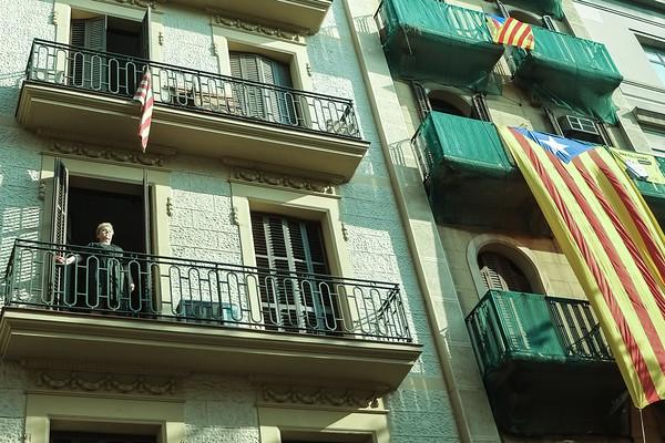 barcelona catalan day