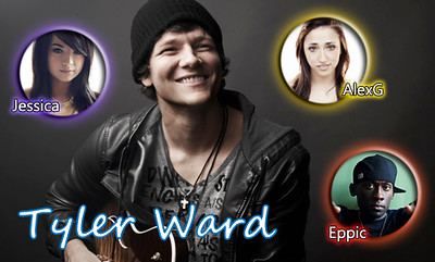 2011.10.26 | Live Show: Tyler Ward Jams w/ His Crew in DC