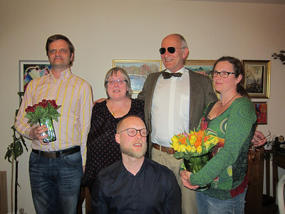2013-04-08 Olof och Anitas bröllopsmiddag
