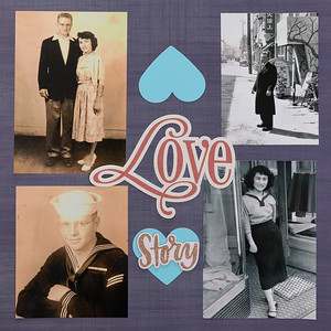 Will Family Historic Photo Album Reproduction, 2020