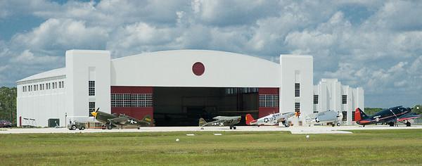 Florida Attraction:  Fantasy of Flight