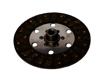 ZETOR UR I SERIES ORGANIC CLUTCH DISC 49011151