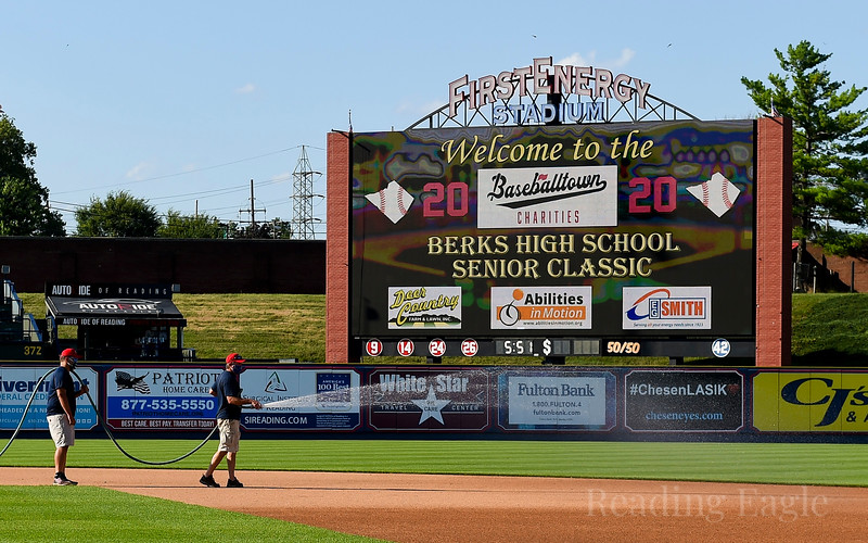 2020 Baseballtown Senior Classic All-Star Game