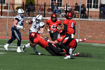 Davidson Football vs. Butler - Game Photos