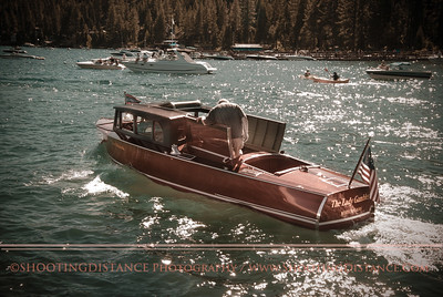 The Lady Gambles, of Rubicon Bay, at the Concours d'Elegance, 2011 Lake Tahoe