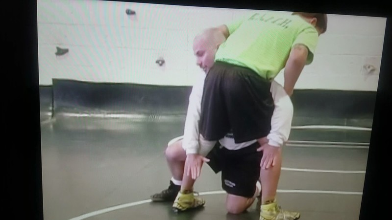 Double Leg Cut and Catch