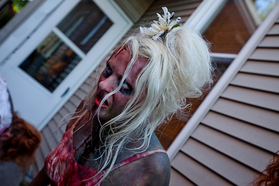 Louisville Zombie Attack 2011