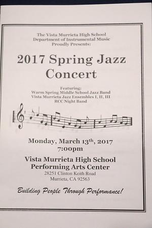 Spring Jazz Concert 2017