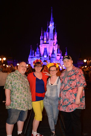 Walt Disney World - January/February 2019
