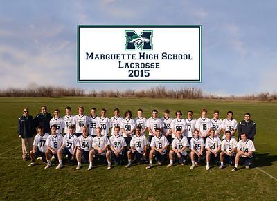 15-0330 Lacrosse - Team Photos