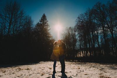 Ionut & Sabina - Winter Moments
