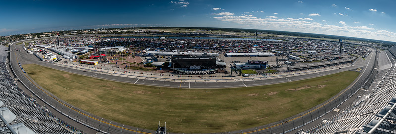 Spotters Stand & Panoramas