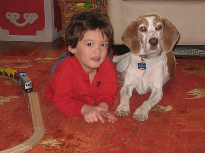 Dylan--April 2009