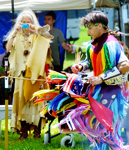 Lenape Powwow on June 19, 2016