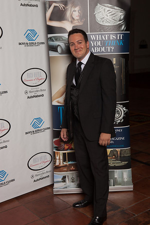February 23rd, 2013 7th Annual Concours d' Elegance Gala Red Carpet and Think Fashion