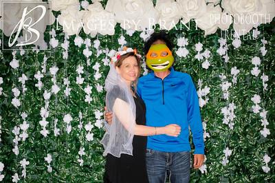 Lisa & Rick Wedding Photobooth