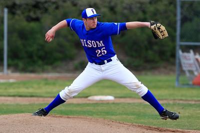 Folsom High Baseball against Johnson 3/05/2011