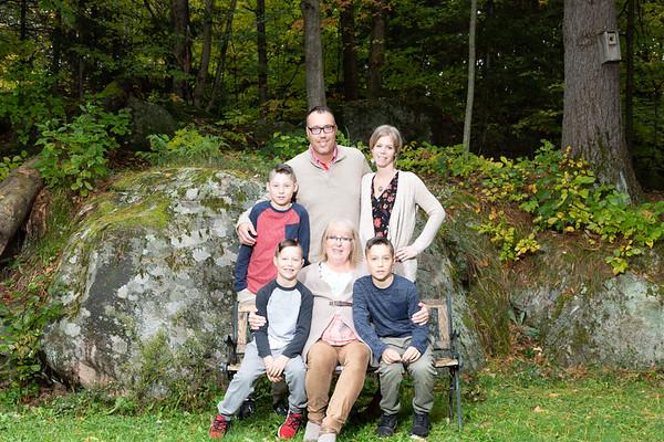 Jennings Family Oct 8 2018