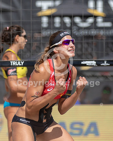 FIVB Huntington Beach Open, 6 May 2018