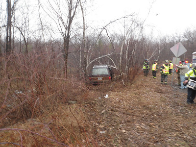 MAHANOY TOWNSHIP VEHICLE ACCIDENT 3-22-2010 PICTURES BY COALREGIONFIRE