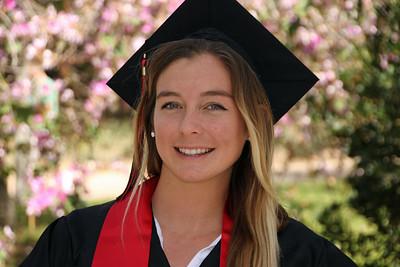 Kinsey's SDSU graduation - May 2015