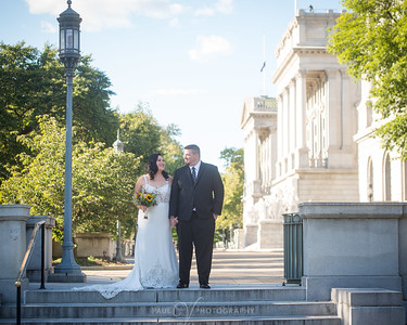Teresa and Bret's Wedding