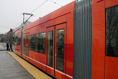 Seattle South Lake Union Trolley (SLUT)