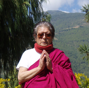 H.H. Kyabje Dungse Thinley Norbu Rinpoche