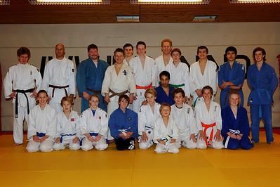 2009-11-15 Treningssamling med Michel Almeida